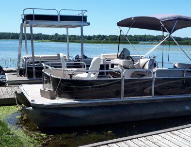 Double Decker Pontoons Boats
