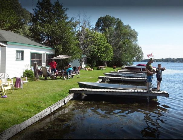Boat Rentals - Fish and Rest Cottage Resort